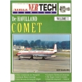 De Havilland Comet Airliner Tech Series Manual Volume 7 $5.95