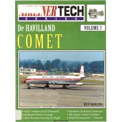 De Havilland Comet Airliner Tech Series Manual Volume 7 $5.95