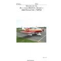De l'avion Dr.253B Régent Manuel De Vol 1967 $4.95