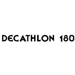 Bellanca Decathlon 180 Aircraft Decal/Sticker 1 3/8''h x 13 1/2''w!