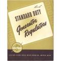 Delco Remy Generator Regulators Manual $9.95