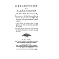 Description de L'aerostate L'academie de Dijon $2.95