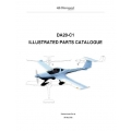 Diamond DA20-C1 Illustrated Parts Catalog 2008 $19.95