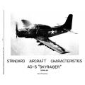 Douglas AD-5 Skyraider Standard Aircraft Characteristics 1949