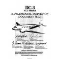 Douglas DC-3 Supplemental Inspection Document 1988-1990 $19.95