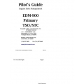 J.P Instrument EDM-900 Primary TSO/STC Pilot's Guide 2011