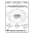 EI The Pilot's Manual Leaning and Diagnostics Engine Problems $4.95