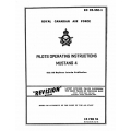 Mustang 4 Pilot's Operating Instructions $2.95