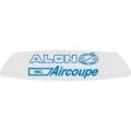 Alon Aircoupe Inc. Aircraft Logo,Vinyl Graphics,Decal