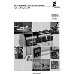 Eberspacher Marine Heater Hydronic D4, D5 Installation Guide 2007