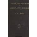 Elementary Principles of Aeroplane Design and Construction $4.95