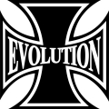 Evolution Iron Cross Helmet/Tank Decals/Stickers 3 Inches Square!