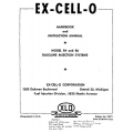 Ex-Cell-O B4 and B6 Gasoline Injection Systems Handbook and Instruction Manual $4.95