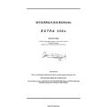 Extra 300L Pilot's Operating Handbook 2002 $5.95