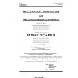 Extra 330LX Pilot's Operating Handbook 2011