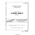 North American Aviation F-100D & F USAF Series Structural Repair Technical Manual