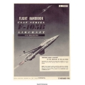 Republic F-105B Thunderchief USAF Series Aircraft Flight Handbook 1956 $5.95