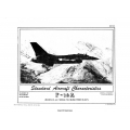 Lockheed Martin Aeronautics F-16A Block 15 Fighting Falcon Standard Aircraft Characteristics 1984 $2.95