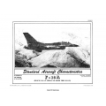 Lockheed Martin Aeronautics F-16A Fighting Falcon (Block 1-10) Standard Aircraft Characteristics 1984 $2.95