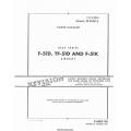 North American F-51D, TF-51D and F-51K USAF Series Aircraft Parts Catalog