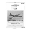 Lockheed F-94B Starfire USAF Series Aircraft Handbook Flight Operating Instructions 1951 $9.95