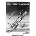 Lockheed F-94C Starfire USAF Series Flight Handbook 1957 $9.95