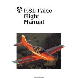 F.8L Falco Flight Manual/POH $5.95