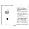 Grumman F4F-4 Airplane Engine R-1830-86 Pilot's Handbook