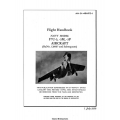Vought F7U-3, 3M & 3P Navy Model Airplanes Flight Handbook 1956 $5.95