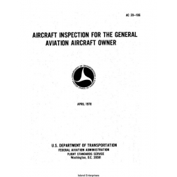 FAA AC 20-106 Aircraft Inspection for the General Aviation Aircraft Owner Handbook 1978