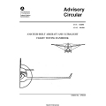 FAA AC No. 90-89A Amateur-Built Aircraft and Ultralight Flight Testing Handbook 1995 $5.95