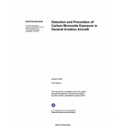 FAA Detection and Prevention of Carbon Monoxide Exposure in General Aviation Aircraft