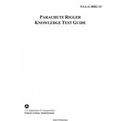 FAA-G-8082-15 Parachute Rigger Knowledge Test Guide 1999