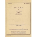 McDonnell FH-1 Phantom Navy Model Airplanes AN 01-245FA-1 Pilot's Handbook 1949 $12.95