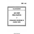 FM 1-40 Intelligence Procedure in Aviation Units Field Manual $2.95