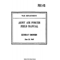 FM 1-75 Combat Orders Army, Air Forces Field Manual