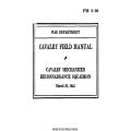 FM 2-30 Cavalry Mechanized Reconnaissance Squadron Field Manual $2.95