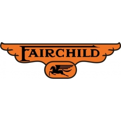 Fairchild Aircraft Logo,Decals!