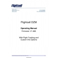 Flightcell DZM Operating Manual $5.95