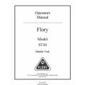 Flory ST10 Shuttle Truk Operator's Manual 2009