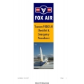 Fox Air Tecnam P2002-JR Checklist & Emergency Procedures 2007 $4.95