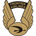 Frontier Airlines Aircraft Decal/Logo 5''high!