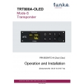 Funke TRT800A-OLED Mode-S Transponder Operation and Installation Manual $6.95