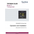 Funke TRT800H-OLED Mode-S Transponder Operation and Installation Manual $6.95