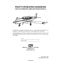 Gulfstream Model GA-7 Cougar Pilot's Operating Handbook 1987