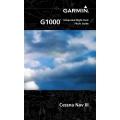 Garmin G1000 Cessna Nav III Pilot's Guide $29.95