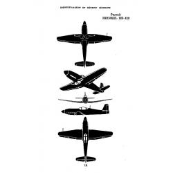Heinkel Aircraft Identification of German Aircraft