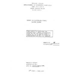 IAR Brasov IS-28B2 POH Flight and Maintenance Manual 1978 .PDF $4.95