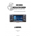 Garmin 400 series GPS 400, GNC 420(A),and GNS 430(A) Installation Manual 190-00140-02 $9.95