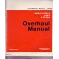 Continental Models C125, C145, O-300 Overhaul Manual X30013 v77